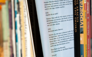 The threat of self publishing